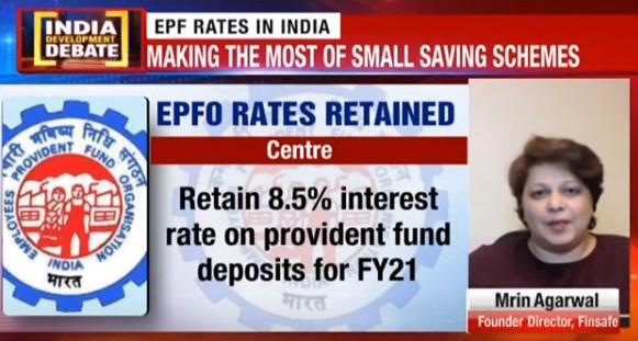 Alternate investment options to EPF - India Development Debate - ET Now